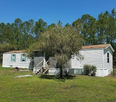 Bunnell Single Family Home For Sale: 1810 Avocado Blvd