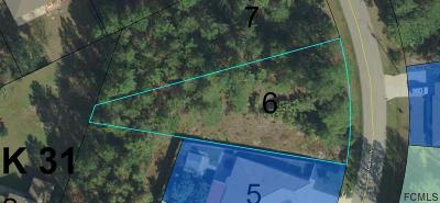 Palm Harbor Residential Lots & Land For Sale: 14 Fanbury Lane