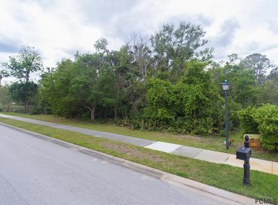 Palm Coast Plantation Residential Lots & Land For Sale: 21 Riverwalk Dr N