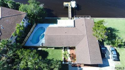 Ormond By The Sea Single Family Home For Sale: 3120 John Anderson Dr