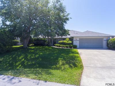 Palm Coast Single Family Home For Sale: 13 Conway Court