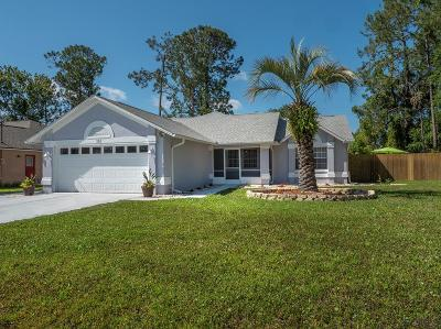 Palm Coast Single Family Home For Sale: 184 Bayside Dr
