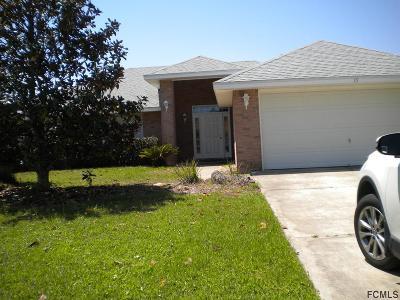 Palm Harbor Single Family Home For Sale: 15 Flemingwood Lane