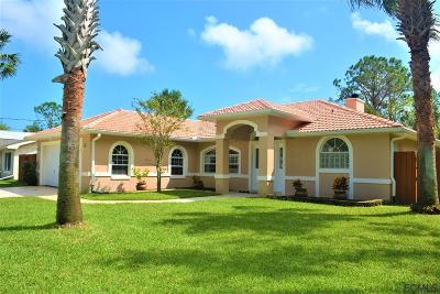 Palm Coast Single Family Home For Sale: 2 Clee Court