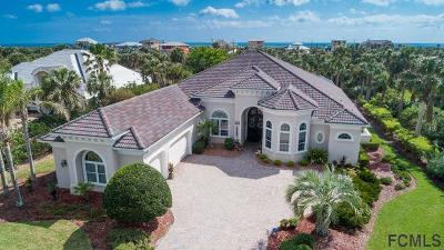 Palm Coast Plantation, Grand Haven, River Oaks, Toscana, Island Estates, Lakeside At Matanzas Shores, Hammock Dunes, Hammock Beach, Sugar Mill Plantation, Conservatory At Hammock Beach, Ocean Hammock, Sea Colony, Grand Landings Phase 1, Tidelands, Harbor Village Marina/Yacht Harbor, Beach Haven, Town Center Single Family Home For Sale: 135 Island Estates Pkwy