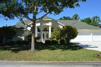Palm Harbor Single Family Home For Sale: 47 Old Oak Dr S