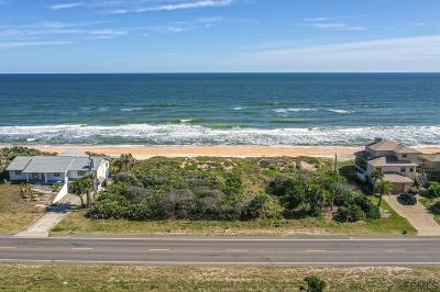 Palm Coast, Flagler Beach Residential Lots & Land For Sale: 3527 N Ocean Shore Blvd
