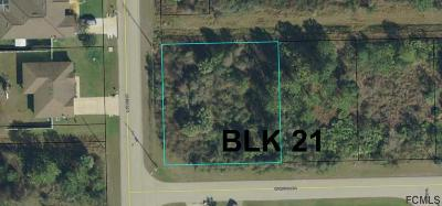 Matanzas Woods Residential Lots & Land For Sale: 114 Lynbrook Drive