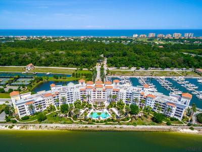 Palm Coast Condo/Townhouse For Sale: 102 Yacht Harbor Dr #262