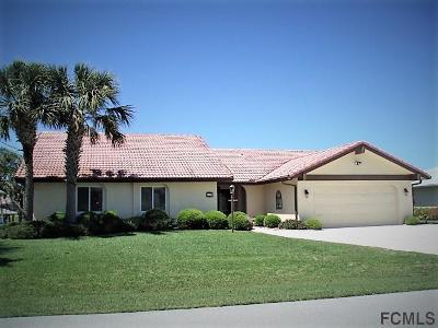 Palm Coast Single Family Home For Sale: 16 Fleming Court