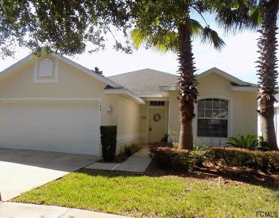 Palm Coast Single Family Home For Sale: 149 Waterside Pkwy W