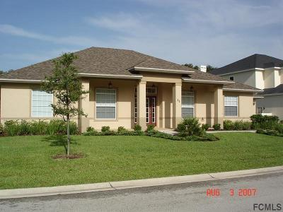 Palm Coast Single Family Home For Sale: 13 Sabal Bend