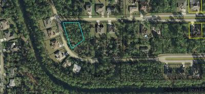 Seminole Woods Residential Lots & Land For Sale: 2 Seamaiden Path