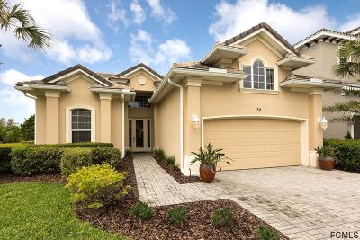 Palm Coast Single Family Home For Sale: 34 Sandpiper Ln