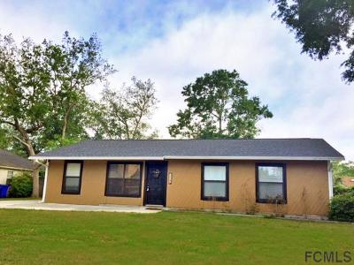 St Augustine FL Single Family Home For Sale: $209,000