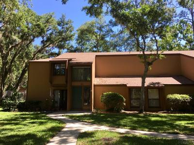 Palm Coast Condo/Townhouse For Sale: 10 Broadmore Circle #10
