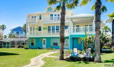 Ormond Beach Single Family Home For Sale: 3020 Ocean Shore Blvd