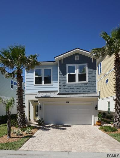 Flagler Beach Single Family Home For Sale: 2699 Sunset Inlet Dr