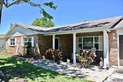 Daytona Beach Single Family Home For Sale: 159 Westwood Drive