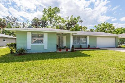Ormond Beach Single Family Home For Sale: 816 W Lindenwood Circle