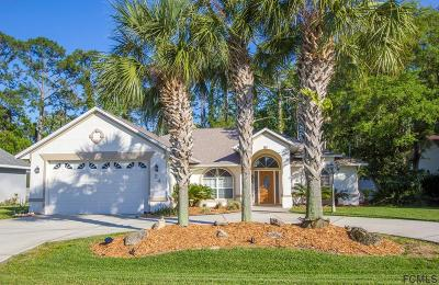 Palm Coast FL Single Family Home For Sale: $252,500