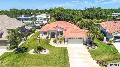 Palm Coast FL Single Family Home For Sale: $425,000