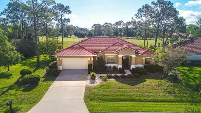 Palm Coast FL Single Family Home For Sale: $324,900