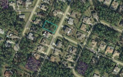 Lehigh Woods Residential Lots & Land For Sale: 89 Red Mill Drive