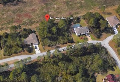 Seminole Woods Residential Lots & Land For Sale: 16 Seven Wonders Trail