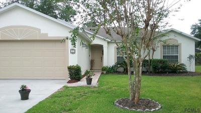 Palm Coast Single Family Home For Sale: 3 Sentinel Ct
