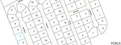 Seminole Woods Residential Lots & Land For Sale: 25 Uthorne Place