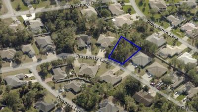 Residential Lots & Land Sold: 18 Prosperity Lane