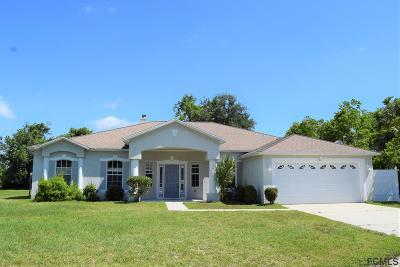 Matanzas Woods Single Family Home For Sale: 30 Lyndenhurst Lane