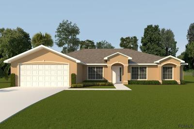 Palm Coast Single Family Home For Sale: 95 Whippoorwill Drive