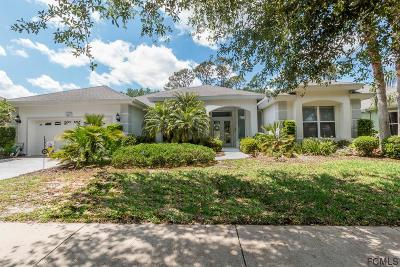 Palm Coast Single Family Home For Sale: 32 Osprey Cir