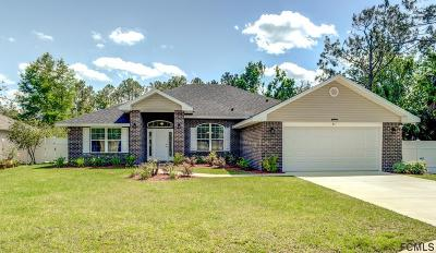 Palm Coast Single Family Home For Sale: 85 White Hall Dr