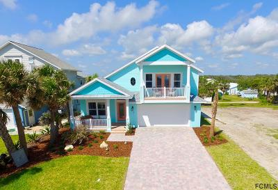 Flagler Beach Single Family Home For Sale: 2216 Central Ave S