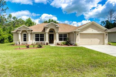 Palm Coast Single Family Home For Sale: 10 Rolling Place