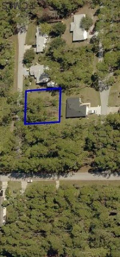 Seminole Woods Residential Lots & Land For Sale: 4 Slumber Path