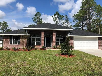 Palm Coast Single Family Home For Sale: 15 Sloganeer Trail