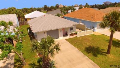 Flagler Beach Single Family Home For Sale: 320 N 7th St N