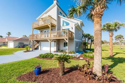 Flagler Beach Single Family Home For Sale: 3660 S Central Ave