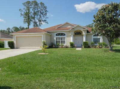 Palm Coast Single Family Home For Sale: 2 Ridley Lane