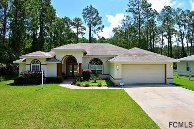Lehigh Woods Single Family Home For Sale: 28 Rybar Lane