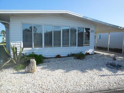 Beverly Beach Single Family Home For Sale: 115 Anchorage Dr