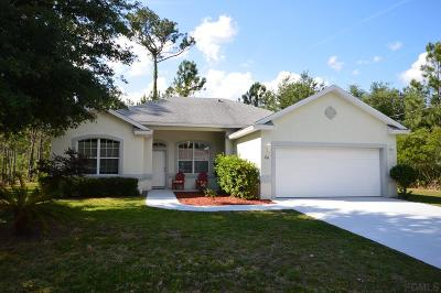Seminole Woods Single Family Home For Sale: 25 Seaton Valley Path