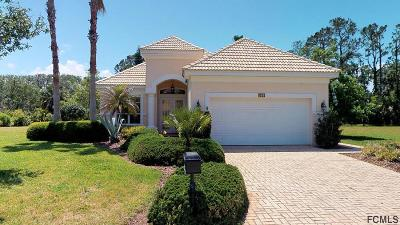Palm Coast Single Family Home For Sale: 33 Kingfisher Lane