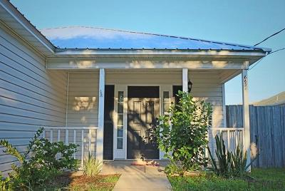 St Augustine Single Family Home For Sale: 6634 Madison St