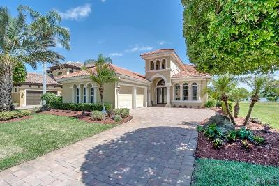 Palm Coast Single Family Home For Sale: 110 Emerald Lake Drive