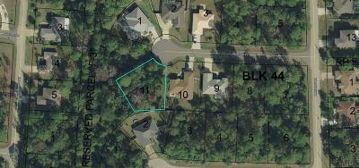 Lehigh Woods Residential Lots & Land For Sale: 9 Ranston Place